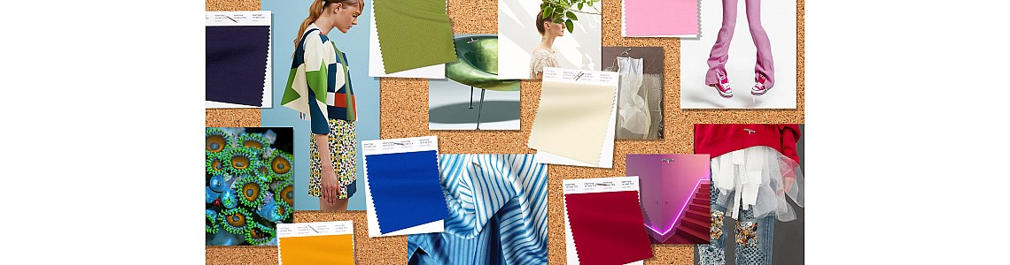 Pantone Colour Trends for Spring/Summer 2019/2020