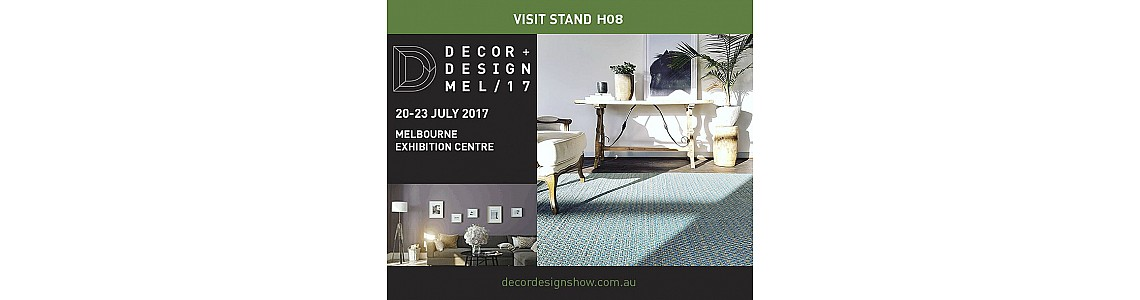 Decor + Design Show MEL17