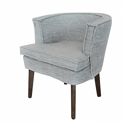 "Dining chair ""Ivy"" in Grey"