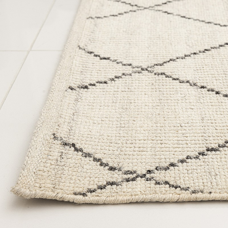 """Hand Knotted Wool Rug """"Galaxy"""""""