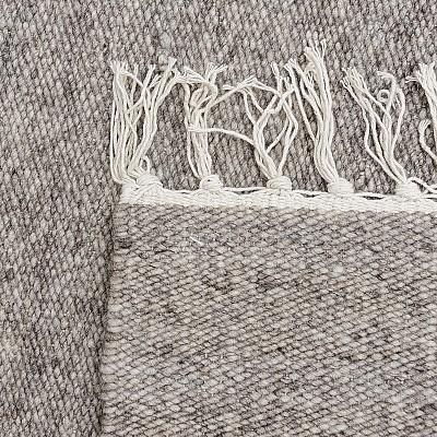 """Wool Flatweave """"Himalaya"""" in Beige"""