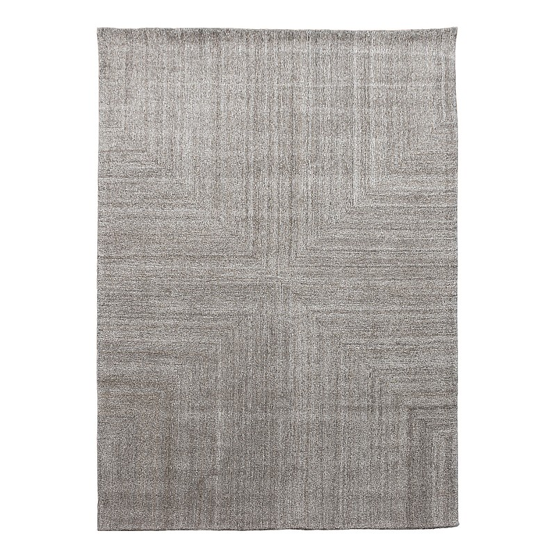 Wool Tufted Rug Savana Beige