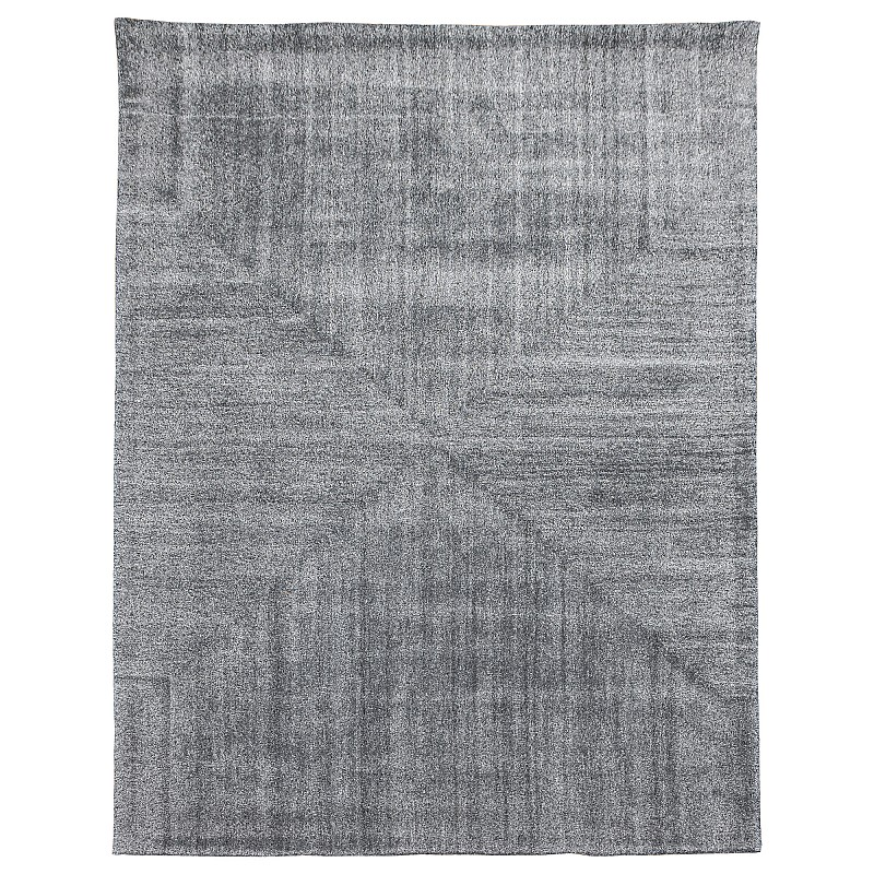 Wool Tufted Rug Savana Grey