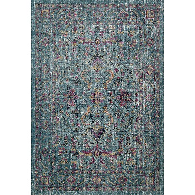 Eastern Way 65010 (blue/pink) Vintage Look Rug