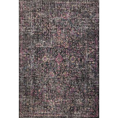 Eastern Way 65016 (anthracite/pink) Vintage Look Rug
