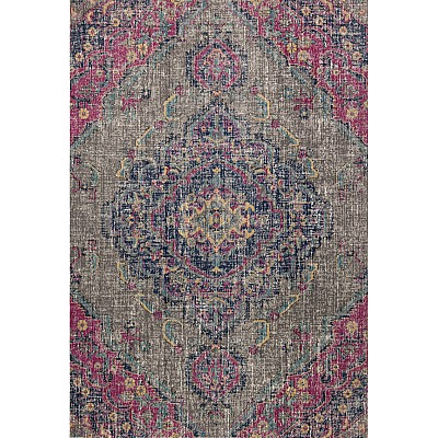 Eastern Way 65023 (grey/pink) Vintage Look Rug