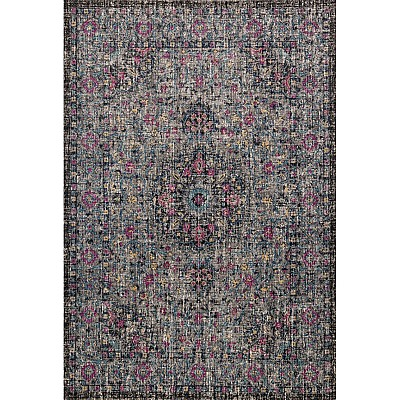 Eastern Way 65002 (grey/anthracite) Vintage Look Rug