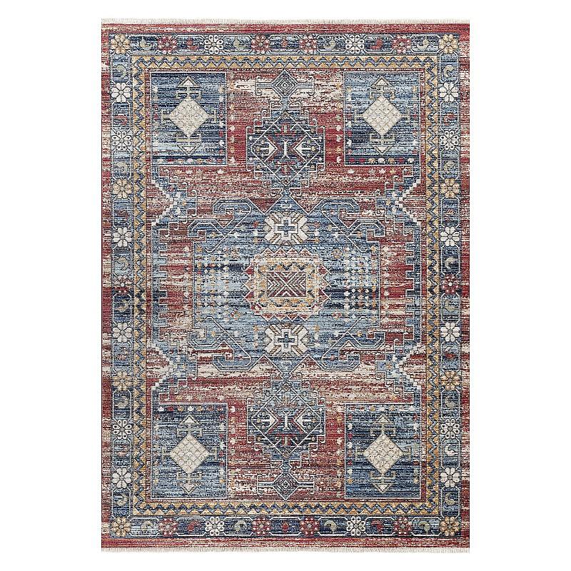 """Power-loomed rug """"Felicity 376"""""""