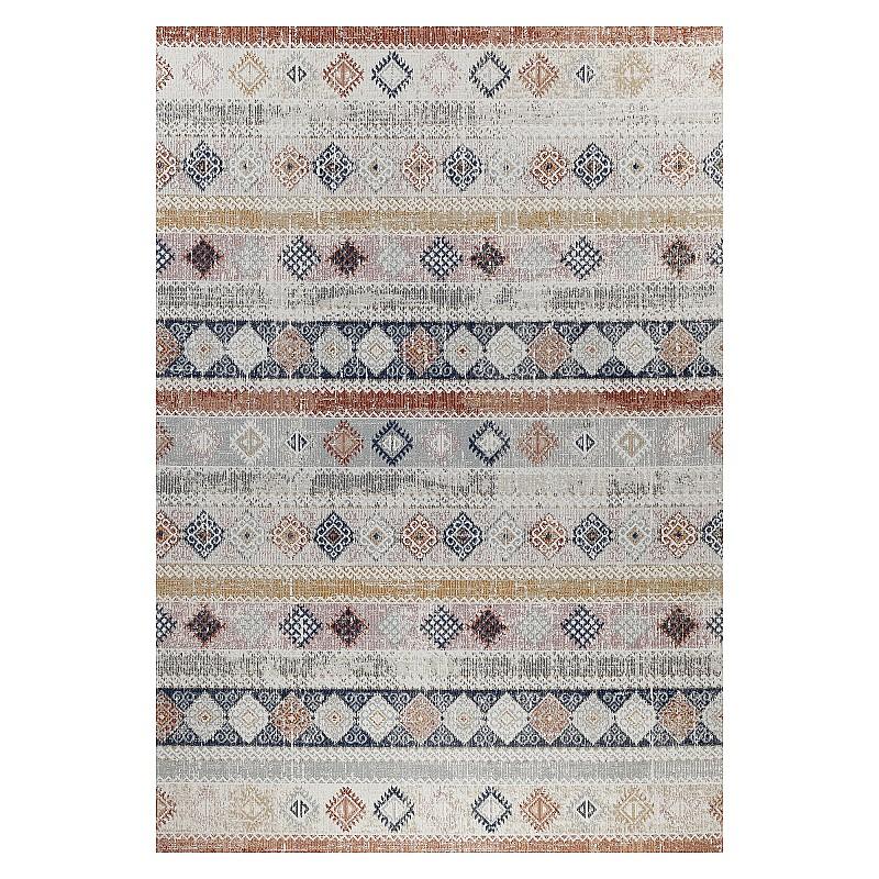 """Power-loomed rug """"Malaga 193"""""""