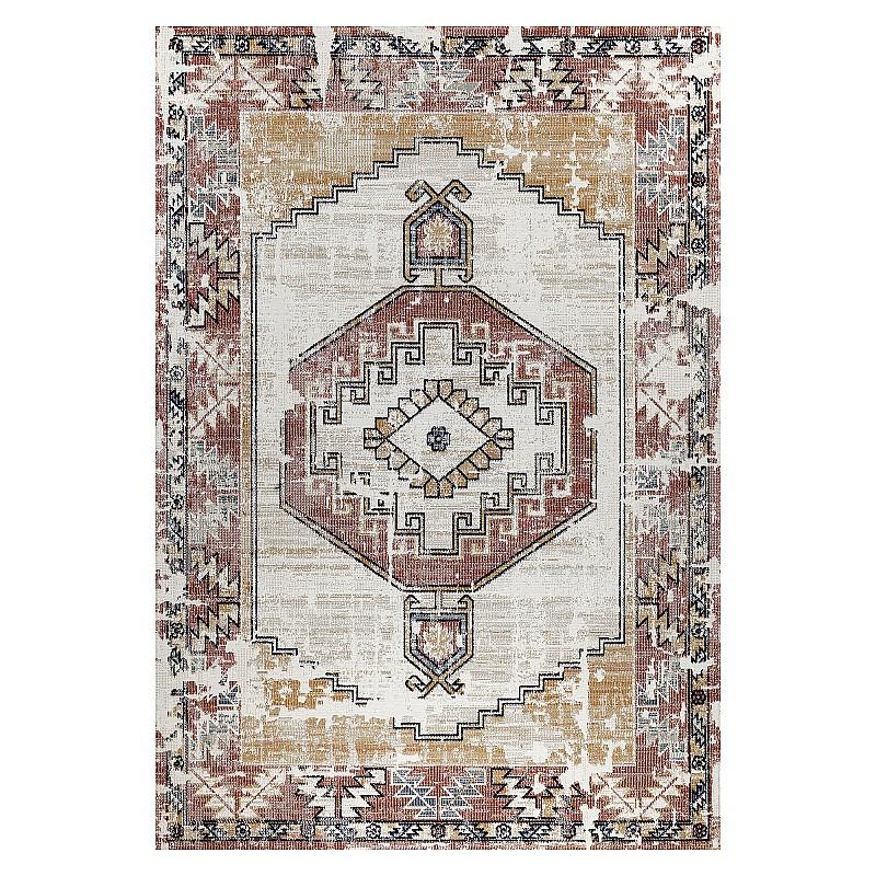 """Power-loomed rug """"Malaga 205"""""""