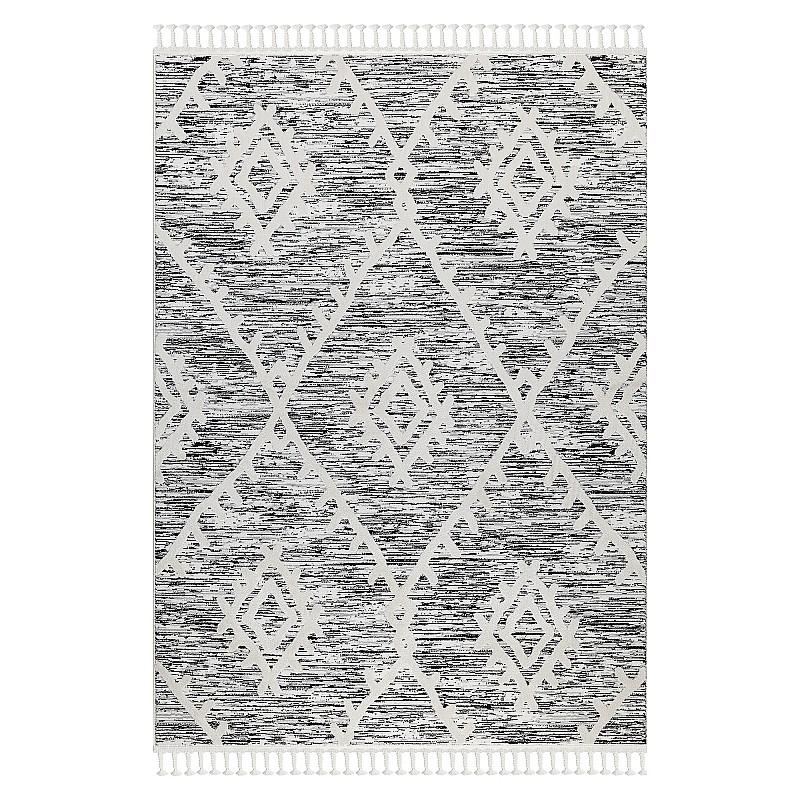 "Power-loomed rug ""Monte Carlo 85"""