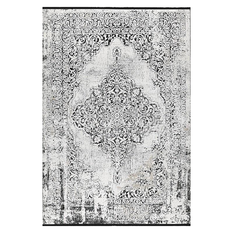 "Power-loomed rug ""Studio 55"""