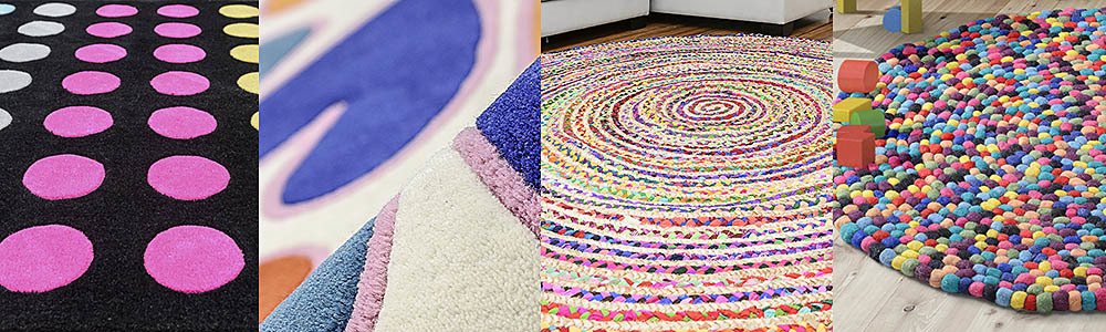 Multi Colour Rugs